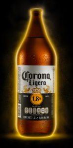 Maleta de Viajes, Corona, cerveza, Baúl Gastronómico