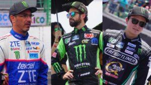 Maleta de Viajes, NASCAR Peak México Series, Maleta Deportiva, Mikel´s Trucks, carreras
