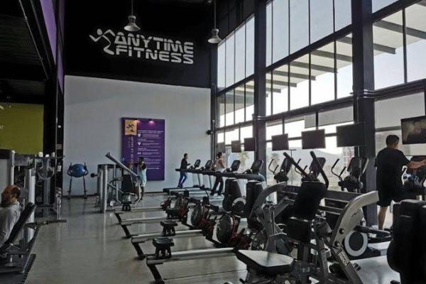 Maleta de Viajes, Maleta Deportiva, gimnasios, Anytime Fitness, nueva normalidad