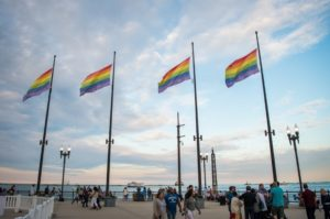 Maleta de Viajes, Orgullo LGBTIQ+, Navy Pier Pride , Internacional, turismo, Choose Chicago