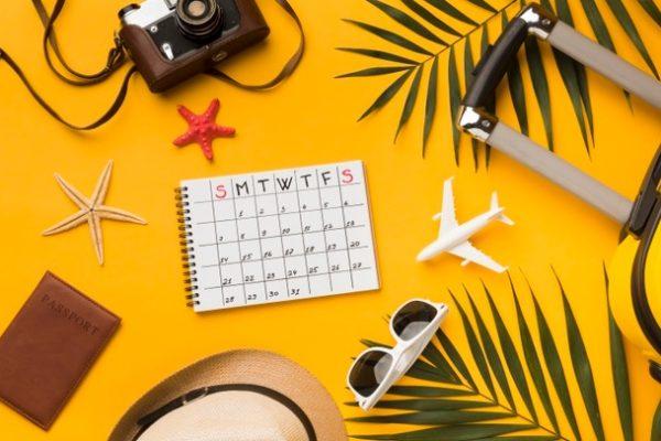 Maleta de Viajes, verano, viajes, turismo, aventura, Sunset