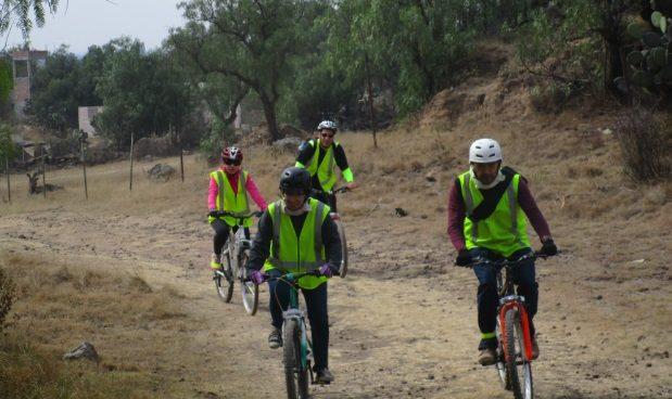 Maleta de Viajes, Estados, viajes, turismo, aventura, Teotihuacan en Bici