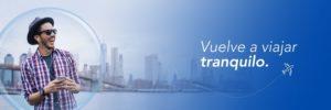 Universal Assistance, seguro de viajero, aseguradoras, asistencia al viajero, pandemia, covid 19, coronavirus, Maleta de Viajes