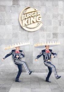 Maleta de Viajes, Burguer King, Baúl Gastronómico, comida rápida, hamburguesas