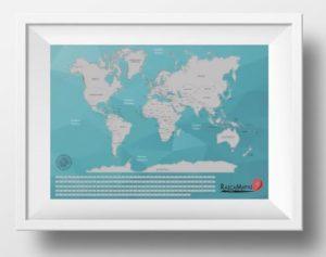 Maleta de Viajes, Rasca Mapas, viajes, turismo, aventura, Emprendedores Viajeros