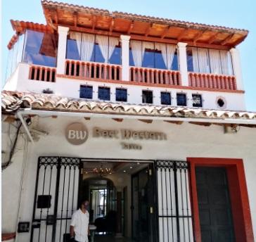 Maleta de Viajes, Hoteles, viajes, turismo, Best Western, Taxco, Guerrero
