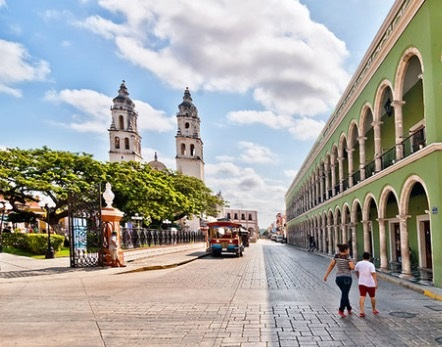 Maleta de Viajes, Hoteles, viajes, turismo, aventura, Campeche, Estados