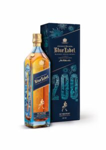 Johnnie Walker- 200th Limited Editions-edicion limitada-whisky-scotch whisky-scotch-bebidas-tragos-maleta de viajes-baul gastronomico-gastronomia-noticias-aniversary- labeled