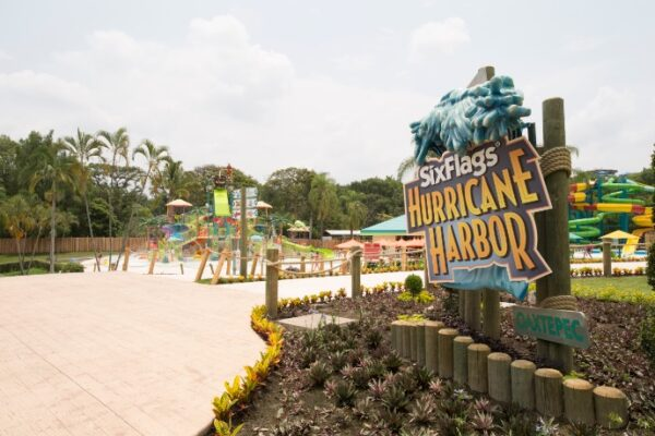 Maleta de Viajes, Hoteles, viajes, turismo, aventura, Six Flags, Morelos, Hurricane Harbor, Oaxtepec