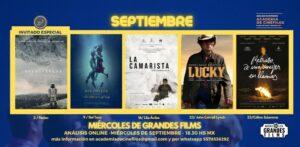 Maleta de Viajes, Cine Maleta, viajes, turismo, aventura, academia de cinéfilos, FilmInLatino