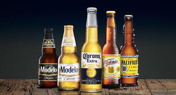 Grupo Modelo, Corona, Victoria, modelo, cerveza mexicana