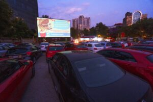 Maleta de Viajes, Cine Maleta, viajes, turismo, aventura Autocinema Coyote