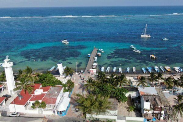 Maleta de Viajes, Hoteles, viajes, turismo, aventura, Puerto Morelos, Quintana Roo, Blue Flag