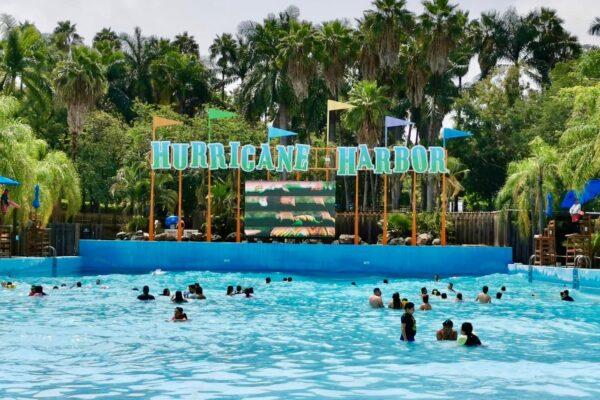 Maleta de Viajes, Notiviajeros, viajes, turismo, aventura, Six Flags, Hurracaine Harbor Oaxtepec