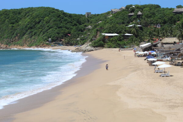 Maleta de Viajes, Estados, viajes, turismo, aventura, Mazunte, Santa María Tonameca