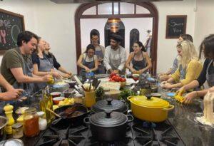 Maleta de Viajes, Baúl Gastronómico, viajes, turismo, aventura, gastronomía, Santa Vida,