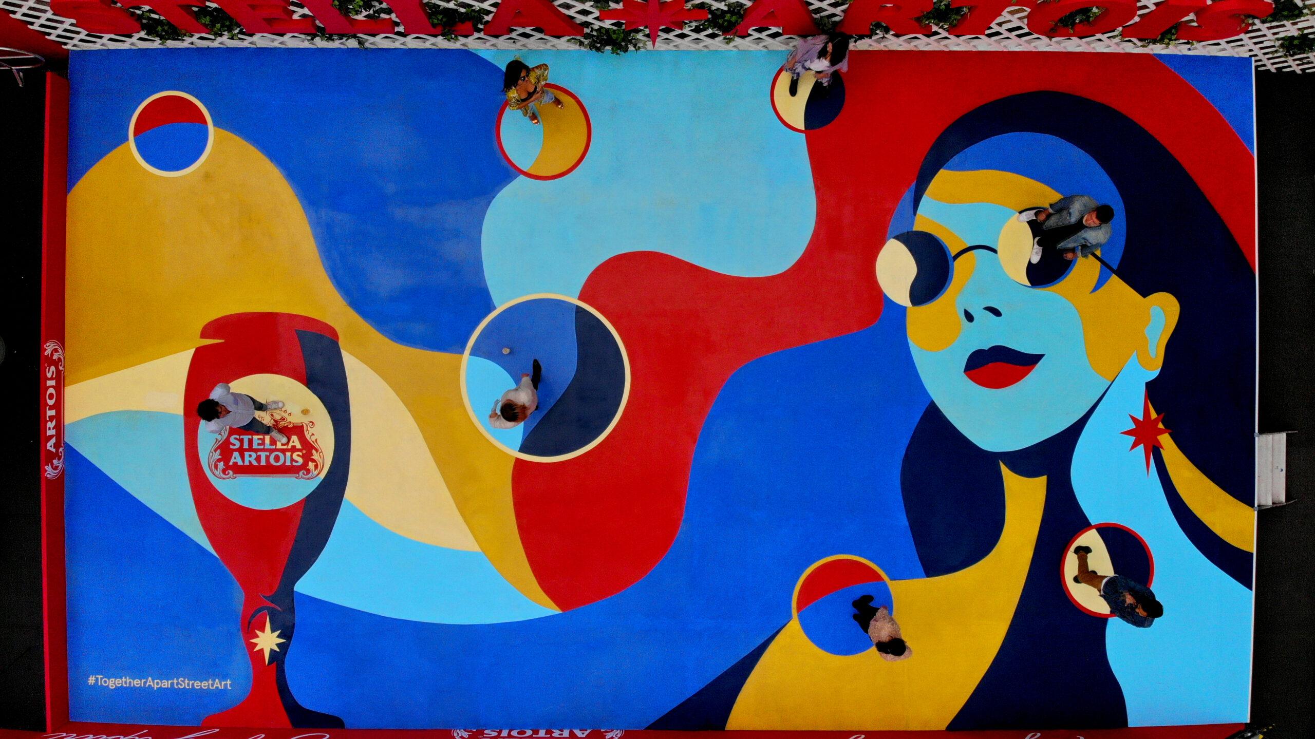 Maleta de Viajes, viajes, turismo, cultura, Stella Artois, arte
