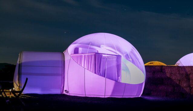 Bubble Suite Campera Hotel - Los Alamitos, Baja California