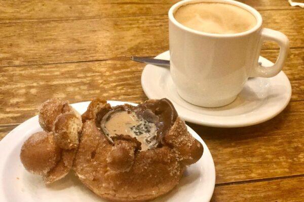 Maleta de Viajes, turismo, viajes, Baúl Gastronómico, comida, pan de Muerto