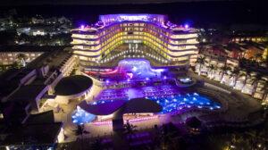 Temptation Cancun Resort/ cortesía