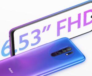 Equipos Redmi 9 de Xiaomi llegan a AT&T México