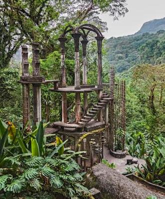 Maleta de Viajes, Hoteles, viajes, turismo, aventura, San Luis Potosí, Jardín Escultórico Edward