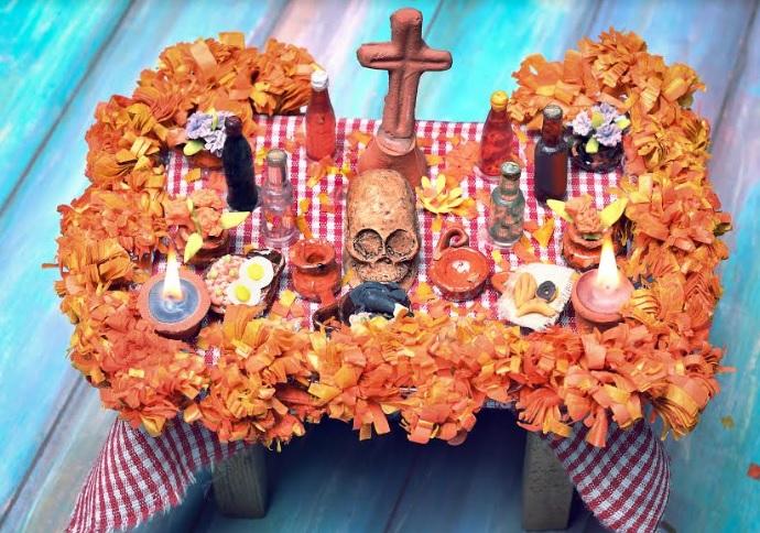 Maleta de Viajes, viajes, turismo, aventura, Baúl Gastronómico, Mula de 5s, Día de Muertos