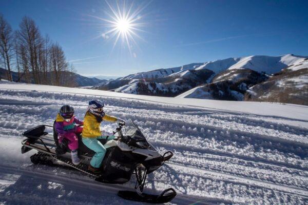 Maleta de Viajes, turismo, viajes, aventura, Park City Utah, internacional, invierno