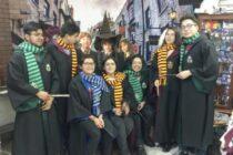 Maleta de Viajes, turismo, viajes, aventura, CDMX, Potterheads Day,