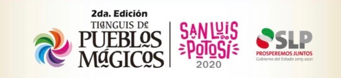 Maleta de Viajes, turismo, viajes, aventura, SECTUR, Tianguis de Pueblos Mágicos, San Luis Potosí