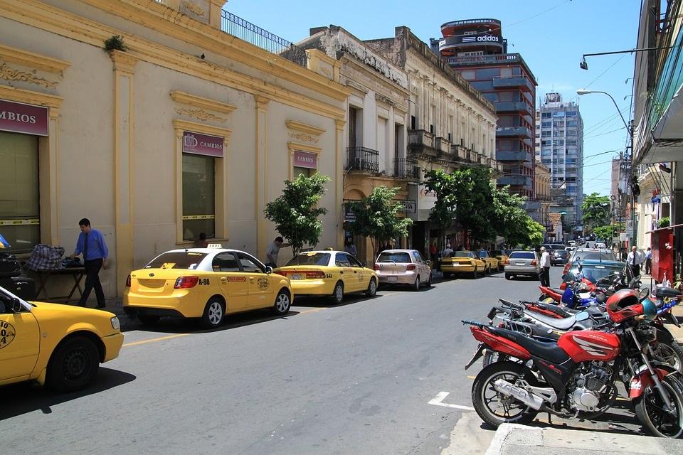 Maleta de Viajes, Internacional, viajes, turismo, aventura, Paraguay