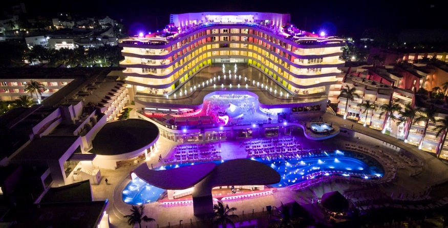 Maleta de Viajes, turismo, viajes, aventura, hoteles, Temptation Cancun Resort