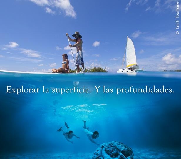 Maleta de Viajes, turismo, aventura, viajes, Internacional, Tahití, Atout France