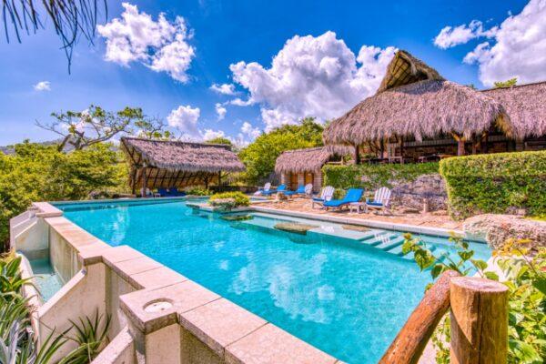 Maleta de Viajes, Hoteles, viajes, turismo, aventura, publifix, Morgan's Rock Ecolodge, Nicaragua