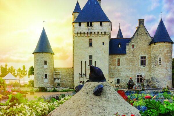 Maleta de Viajes, Hoteles, viajes, turismo, aventura, Internacional, Castillos, Valle de Loira