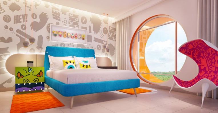 Maleta de Viajes, Hoteles, viajes, turismo, aventura, Nickelodeon, Bob Esponja, Karisma Hotel & Resort