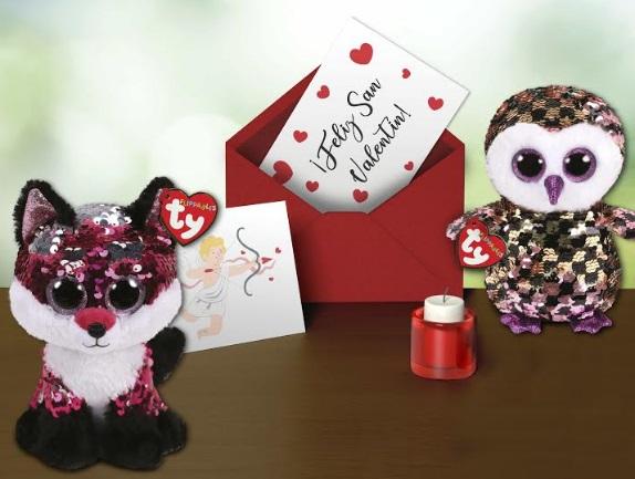 Maleta de Viajes, Ty, regalo, San Valentín, Diía del Amor y la Amistad, Notiviajeros, viajes, aventura, turismo, Viajeros