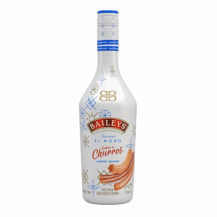 Botella de Bayleys y El moro