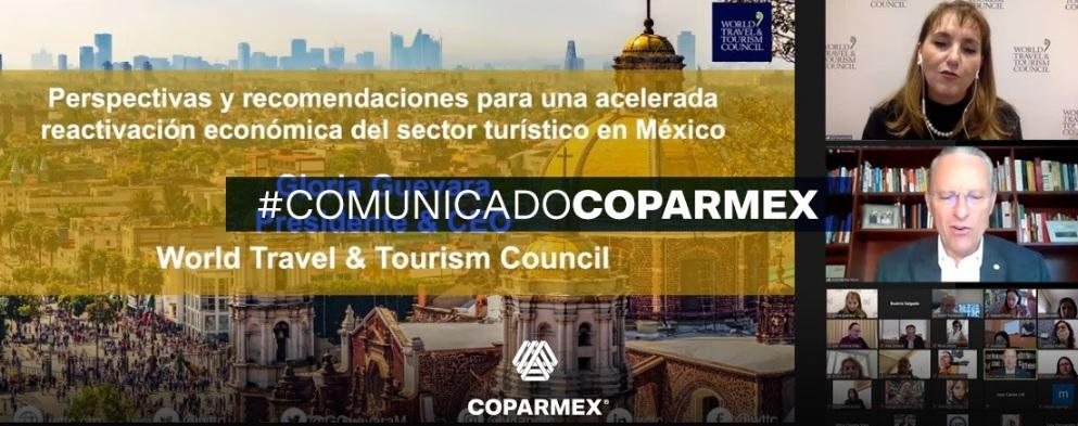 Maleta de Viajes, Hoteles, viajes, turismo, aventura, viajeros, WTTC, COPARMEX, Notiviajeros, travel