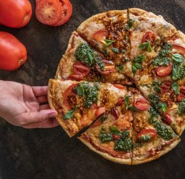Maleta de Viajes, turismo, viajes, aventura, Día de la Pizza, Baúl Gastronómico, Heartbest Foods