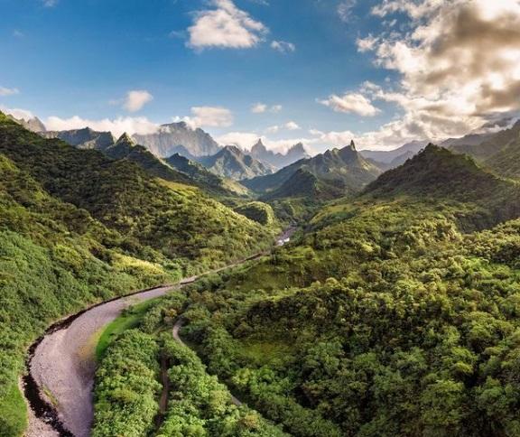 Maleta de Viajes, Hoteles, viajes, turismo, aventura, internacional, Tahití, turismo, viajeros, Polinesia Francesa