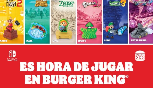 Maleta de Viajes, Baúl Gastronómico, viajes, turismo, aventura, Burguer King, Nintendo