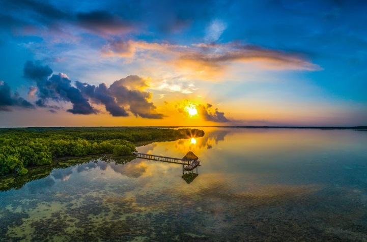 Maleta de Viajes, Hoteles, viajes, turismo, aventura, Las Coloradas, Yucatán