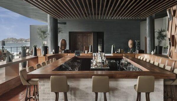 Maleta de Viajes, Hoteles, viajes, turismo, aventura, Sunken Bar, The Cape, Los Cabos, Baúl Gastronómico