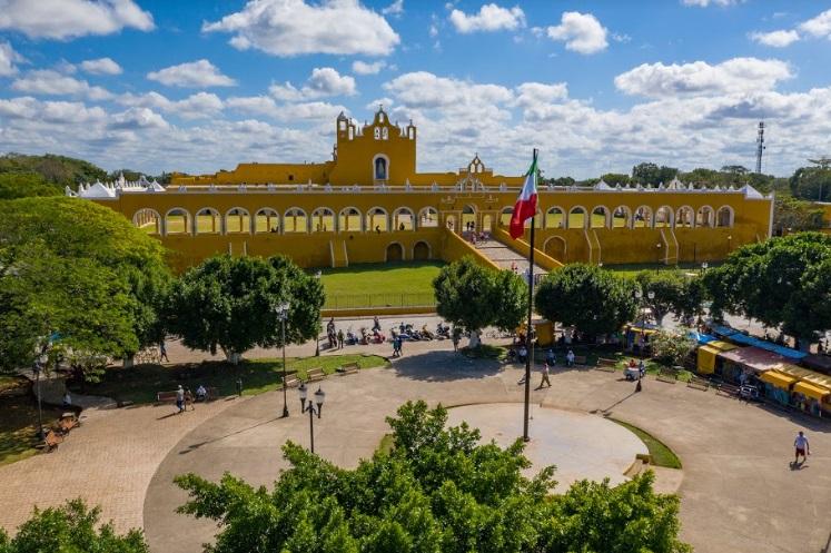 Maleta de Viajes, Hoteles, viajes, turismo, aventura, Izamal, Yucatán