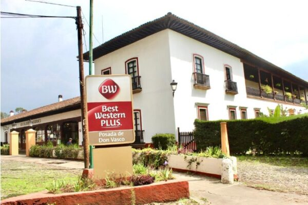 Maleta de Viajes, Hoteles, viajes, turismo, aventura, Best Western Pátzcuaro, hoteles