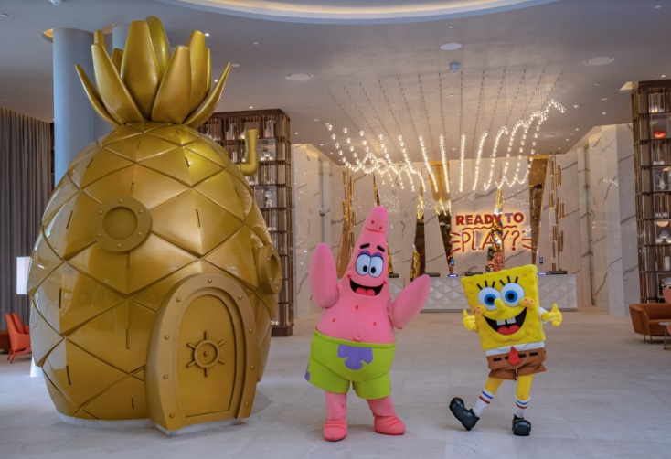 Maleta de Viajes, Hoteles, viajes, turismo, aventura, Nickelodeon