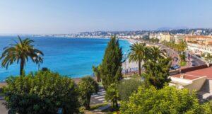 Niza es reconocido por la UNESCO como ciudad de invierno de la riviera