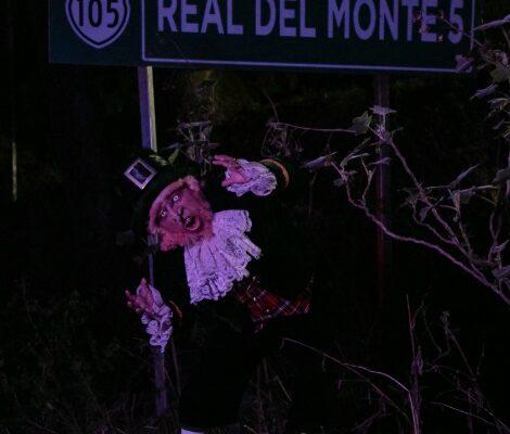 Maleta de Viajes, Hoteles, viajes, turismo, aventura, Real del Monte, Festival Mágico del Horror
