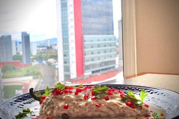 Maleta de Viajes, Hoteles, viajes, turismo, aventura, chile en nogada, Wyndgam, Día de la Independencia, Puebla